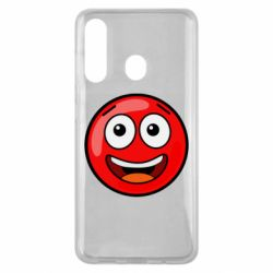 Чохол для Samsung M40 Funny Red Ball