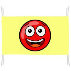 Прапор Funny Red Ball
