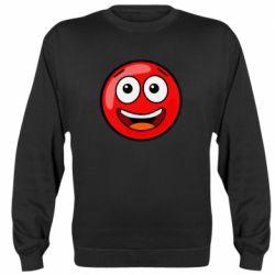 Реглан (світшот) Funny Red Ball