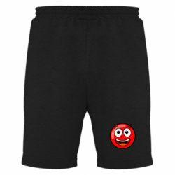 Чоловічі шорти Funny Red Ball