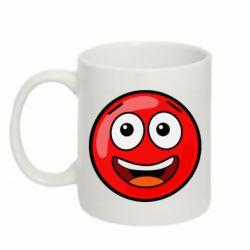 Кружка 320ml Funny Red Ball