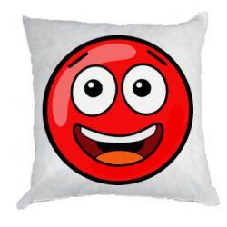 Подушка Funny Red Ball