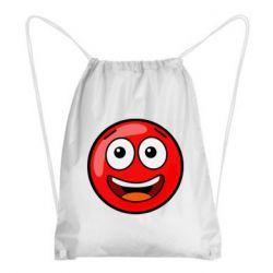 Рюкзак-мішок Funny Red Ball