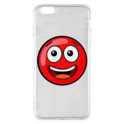 Чохол для iPhone 6 Plus/6S Plus Funny Red Ball