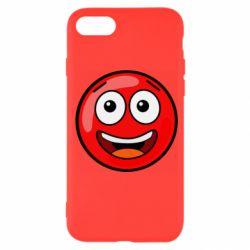 Чохол для iPhone 7 Funny Red Ball