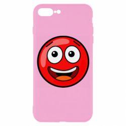 Чохол для iPhone 7 Plus Funny Red Ball