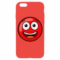 Чохол для iPhone 6/6S Funny Red Ball