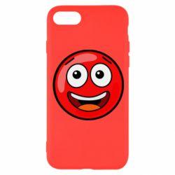 Чохол для iPhone 8 Funny Red Ball