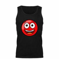 Майка чоловіча Funny Red Ball