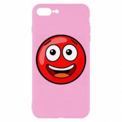 Чохол для iPhone 8 Plus Funny Red Ball