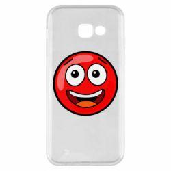 Чохол для Samsung A5 2017 Funny Red Ball