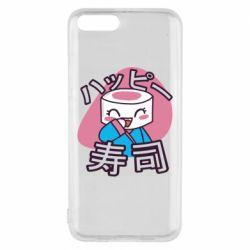 Чехол для Xiaomi Mi6 Funny sushi