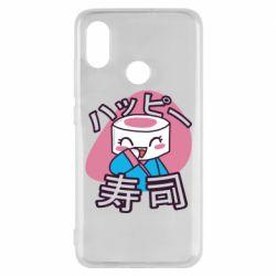 Чехол для Xiaomi Mi8 Funny sushi