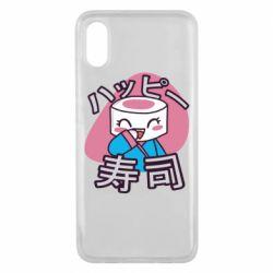 Чехол для Xiaomi Mi8 Pro Funny sushi