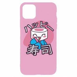 Чехол для iPhone 11 Pro Funny sushi