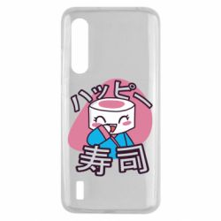 Чехол для Xiaomi Mi9 Lite Funny sushi