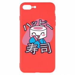 Чехол для iPhone 7 Plus Funny sushi