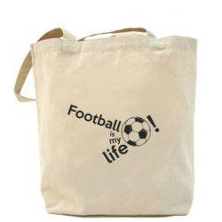 Сумка Футбол - моє життя!
