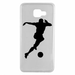 Чехол для Samsung A7 2016 Футбол