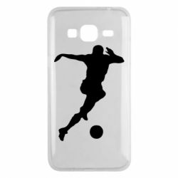Чехол для Samsung J3 2016 Футбол