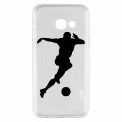 Чехол для Samsung A3 2017 Футбол