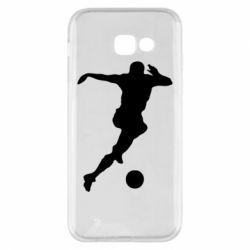 Чехол для Samsung A5 2017 Футбол