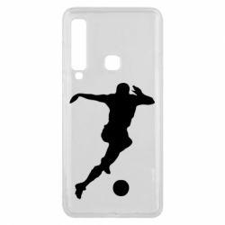 Чехол для Samsung A9 2018 Футбол