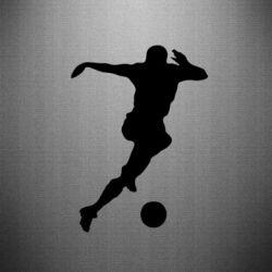 Наклейка Футбол - FatLine