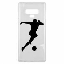 Чохол для Samsung Note 9 Футбол