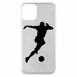 Чехол для iPhone 11 Футбол