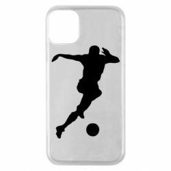 Чехол для iPhone 11 Pro Футбол