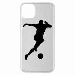 Чехол для iPhone 11 Pro Max Футбол