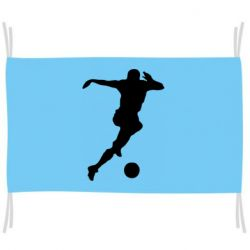 Флаг Футбол