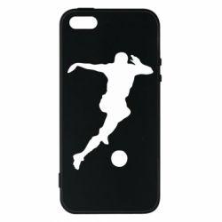 Чехол для iPhone5/5S/SE Футбол