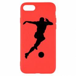 Чехол для iPhone 7 Футбол