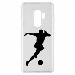 Чохол для Samsung S9+ Футбол
