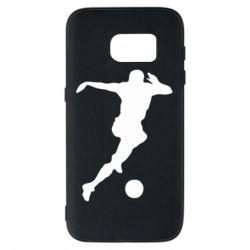 Чохол для Samsung S7 Футбол