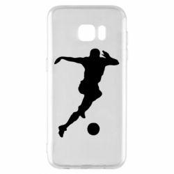 Чохол для Samsung S7 EDGE Футбол