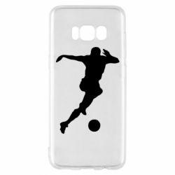 Чохол для Samsung S8 Футбол