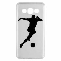 Чехол для Samsung A3 2015 Футбол