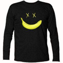 Футболка с длинным рукавом Banana smile