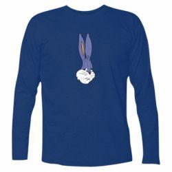 Футболка з довгим рукавом Bugs Bunny Meme Face