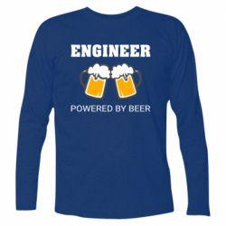 Футболка з довгим рукавом Engineer Powered By Beer