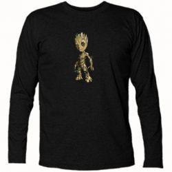 Футболка с длинным рукавом Groot teen