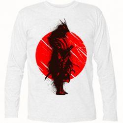 Футболка з довгим рукавом Samurai spray