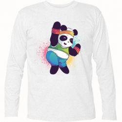 Футболка з довгим рукавом Zumba Panda