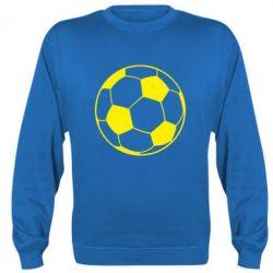 Реглан Футбольный мяч - FatLine