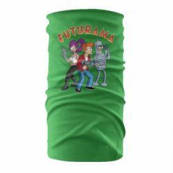 Бандана-труба Футурама герої
