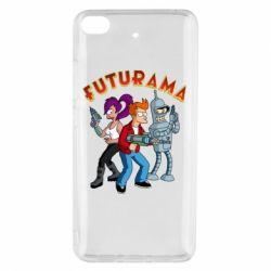 Чохол для Xiaomi Mi 5s Футурама герої