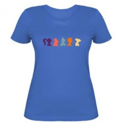 Женская футболка Futurama - FatLine